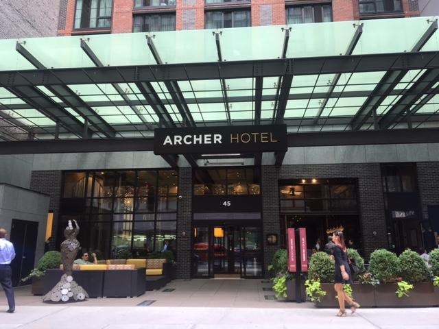 Hotels Near Penn Station New York City Ny