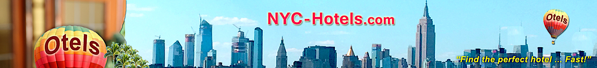 Favorite Hotels in New York City
